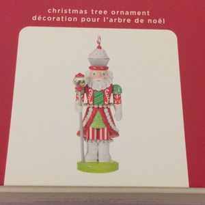 "Hallmark Keepsake ornament Confectionery King 6"""